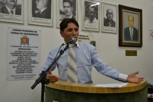 Fabinho defende a criação exclusiva de Unidade de Saúde do Servidor