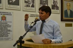 Fabinho destaca a nova versão da Frente Municipal de Trabalho