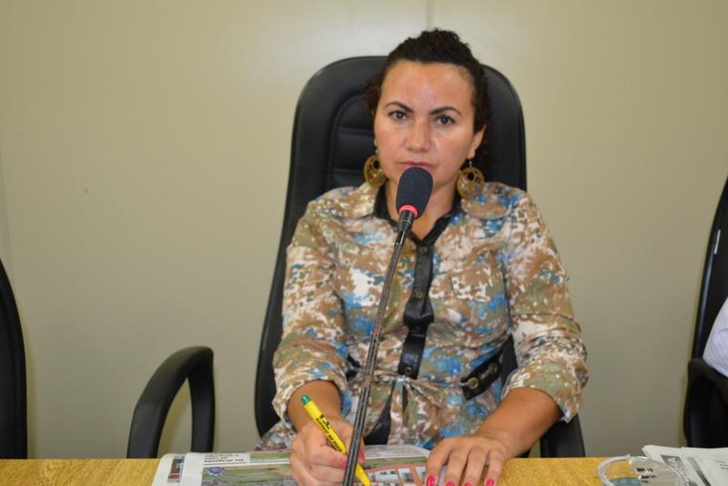 Vereadora reivindica a conclusão de Centro de Educação Unificado na Vila Santo Antonio