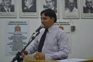 """Fabinho imprime """"choque de gestão"""" no comando da Câmara Municipal"""