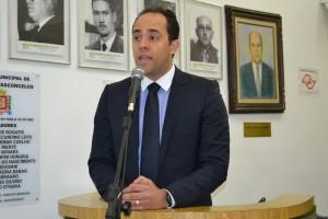 Vereador Alegrete realiza o 1º Seminário de Gestão Ambiental Integrada