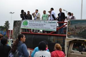 Filló anuncia a instalação de mil lixeiras ecológicas na região central da cidade