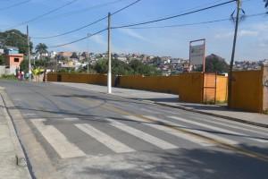 Luiz Tenório quer a sinalização em frente à escola no Jardim Castelo