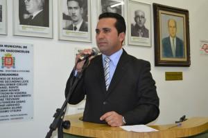 Claudio Ramos recomenda à construção de refeitório em creche na Vila Margarida