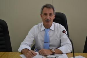 Vereador Ratinho (PDT) presidente da CPOFC