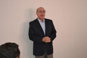 Dep. fed. Arnaldo Jardim dá palestra sobre resíduos sólidos em Ferraz