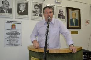 Edson Cury vai fiscalizar a qualidade da merenda escolar