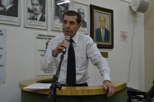 Vereador Pastor Nelson comemora projeto antitabagismo