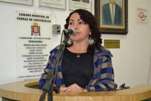 Vereadora Maria Simplício propõe a regulamentação de corte e poda de árvore