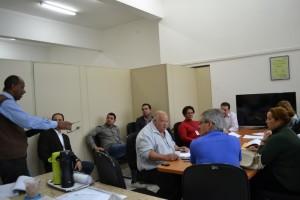 Vereadores tiram dúvidas do PPA do município