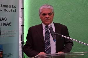 Secretario estadual de Administração Penitenciária, Lourival Gomes