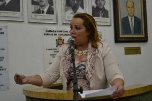 Câmara Municipal homenageia o Projeto Educar para Mudar