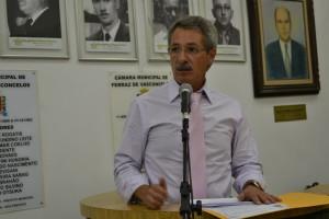 Vereador Ratinho faz audiência pública da LOA para 2014