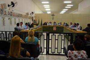 Câmara Municipal aprova a concessão de bônus a professor
