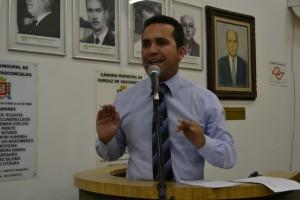 Vereador Claudio Ramos (PT) faz movimento por melhorias no Regional