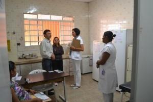 Luiz Tenório vai sugerir à contratação de pediatra para a UBS São José