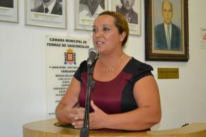 Vereadora aceita convite para assumir Secretaria Municipal