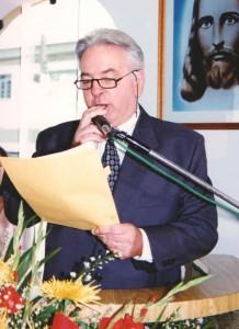 Ex-vereador Dr. Alfredo Regner morre aos 75 anos