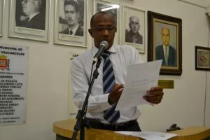 Vereador Tonho (PSD), propõe a criação da Comissão Permanente da Segurança Pública