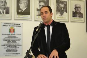 Câmara Municipal sedia encontro do PPS na 5ª feira