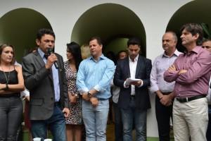 Para Tenório, adesão de Loureiro fortalece governo local
