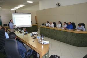 Fundação apresenta relatório técnico de Plano Diretor