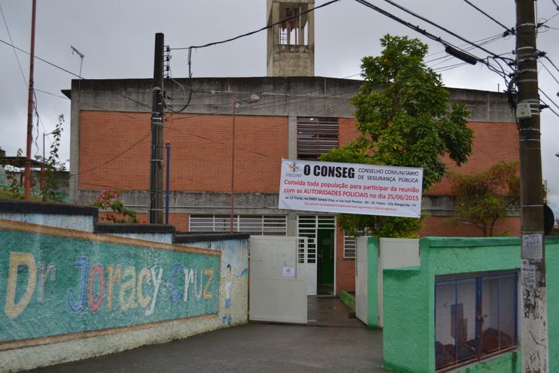 Conselho discute segurança pública na Vila Margarida