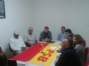 Vereador participa de reunião preparatória em São Paulo