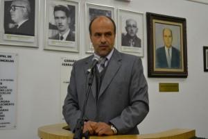 Presidente representará Legislativos em Mogi das Cruzes