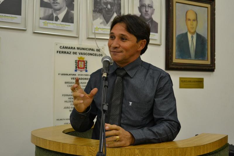 Fabinho reitera a criação de linha Vila Margarida/Regional