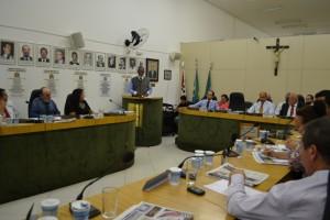 Câmara Municipal aprova moção contra a volta da CPMF