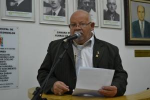 Vereador Valtinho do Ipanema (PROS) sana problema de moradores do Parque Atlãntida