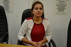 Vereadora Palmira Oliveira (PSB) volta a Câmara Municipal