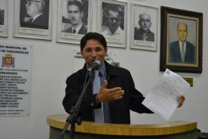 Fabinho propõe emenda para beneficiar a Vila Margarida