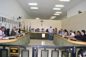 Câmara Municipal realiza 1ª sessão ordinária nesta 5ª feira