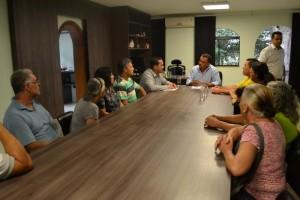 Comissão de moradores reivindica benfeitorias para bairros