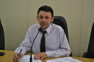 Vereador Luiz Tenório (PR) festeja anistia de juros e multas