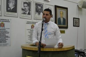 """Willians do Gás reitera a criação de """"camelódromo"""" na cidade"""