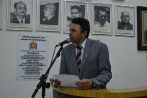 Indicações não surtem efeito e vereador cobra a Prefeitura