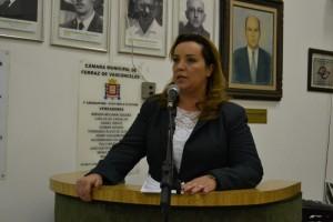Vereadora faz desabafo da violência contra a mulher