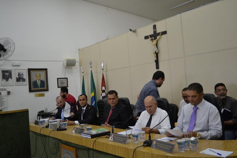 Câmara contesta decreto que delega competência a secretário