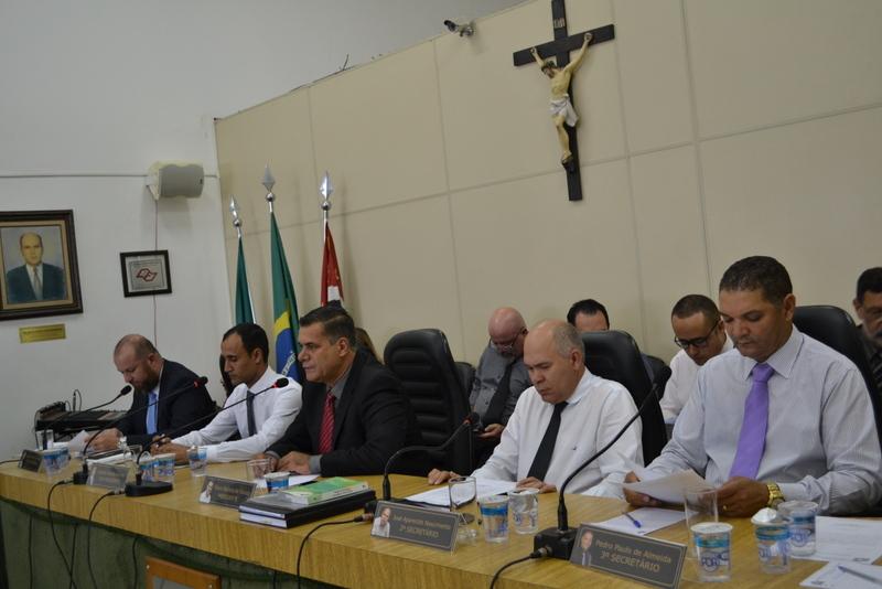 Legislativo cria Comissão Permanente de Transporte