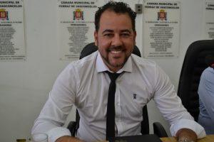 Vereador Nicolas cobra envio do cardápio da merenda escolar