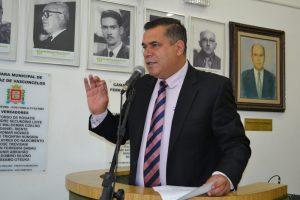 Presidente pede a anulação do decreto de calamidade financeira