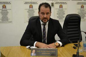 Nicolas Ribeiro pede a volta de cursos profissionalizantes