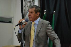 Pastor Nelson denuncia o descumprimento de semana antidrogas