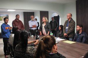 Renatinho participa da posse de conselheiros da Educação
