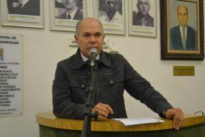 Aparecido Marabraz propõe base fixa da GCM na Santo Antônio