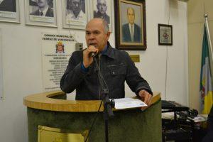 Aparecido Marabraz diz que o PT transformou o Brasil