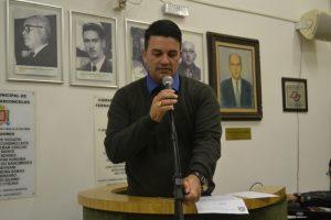 Marcos BR cobra mais rigor na fiscalização da Cidade Limpa